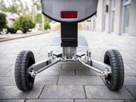 Elektryczny skuter inwalidzki Techlife U5+GPS (11)