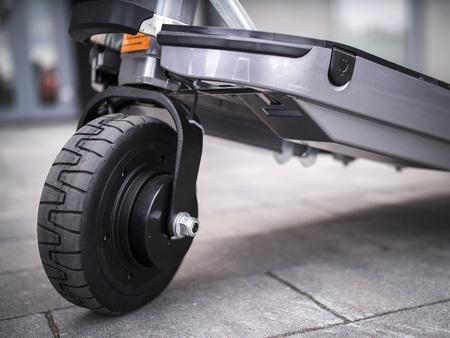 Elektryczny skuter inwalidzki Techlife U5+GPS (13)