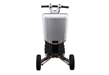 Elektryczny skuter inwalidzki Techlife U5+GPS (21)