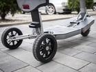 Elektryczny skuter inwalidzki Techlife U5+GPS (9)