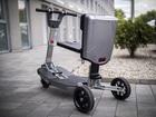 Elektryczny skuter inwalidzki Techlife U5+GPS (14)