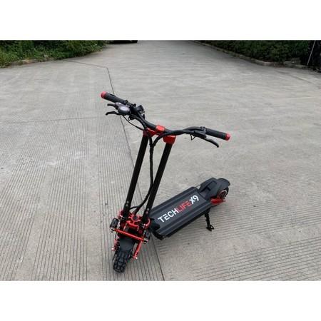 Hulajnoga elektryczna Techlife X9 3200W (8)