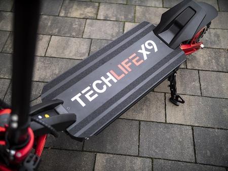 Hulajnoga elektryczna Techlife X9 3200W (28)