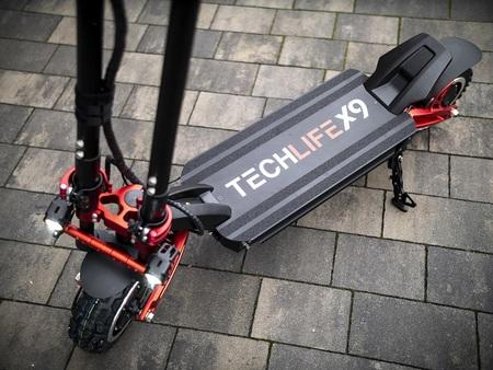 Hulajnoga elektryczna Techlife X9 3200W (29)
