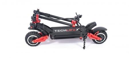 Hulajnoga elektryczna Techlife X9 3200W (35)