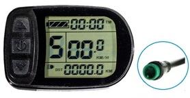 Wyświetlacz KT-LCD5 do rowerów elektrycznych