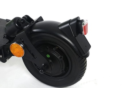 Hulajnoga elektryczna z siodełkiem Techlife L5T 350W (4)