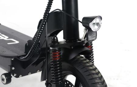 Hulajnoga elektryczna z siodełkiem Techlife L5T 350W (7)