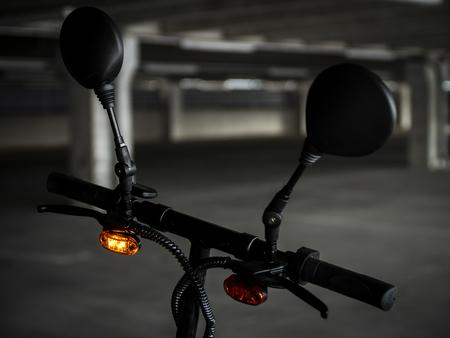 Hulajnoga elektryczna z siodełkiem Techlife L5T 350W (29)