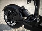 Hulajnoga elektryczna z siodełkiem Techlife L5T 350W (16)