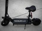 Hulajnoga elektryczna z siodełkiem Techlife L5T 350W (18)