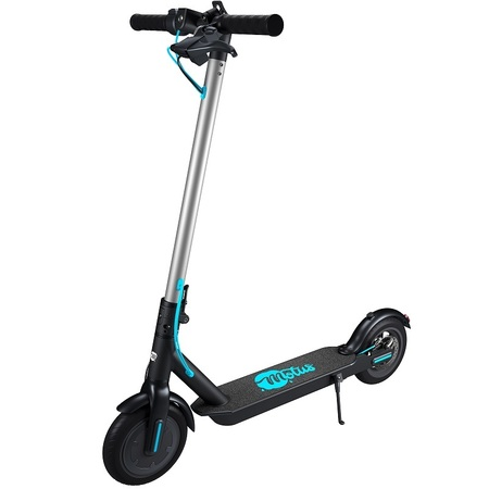 Hulajnoga elektryczna Motus Scooty 8,5 Turkus 350W (2)