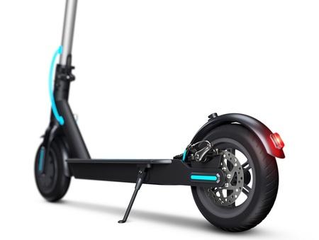 Hulajnoga elektryczna Motus Scooty 8,5 Turkus 350W (11)