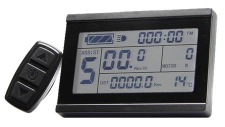 Zestaw elektryczny S1100 1kW 48V LCD3+GRATIS (8)