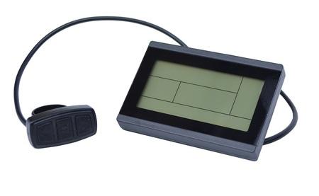 Zestaw elektryczny S1100 1kW 48V LCD3+Bateria 14,5Ah+Ł.2A+GRATIS (17)