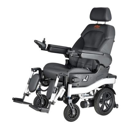 Elektryczny wózek inwalidzki Holding Hands C2+GPS (2)
