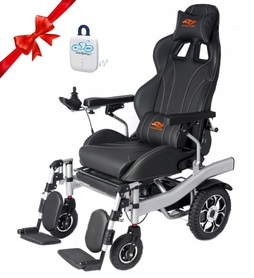 Elektryczny wózek inwalidzki Holding Hands A2+GPS