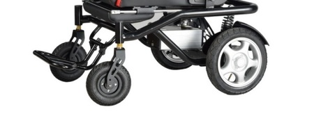 Elektryczny wózek inwalidzki Holding Hands A2+GPS (2)