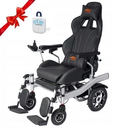 Elektryczny wózek inwalidzki Holding Hands A2+GPS (1)