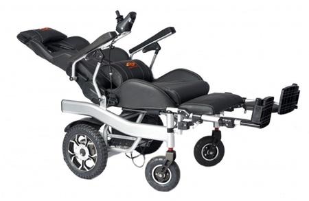 Elektryczny wózek inwalidzki Holding Hands A2+GPS (5)