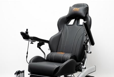 Elektryczny wózek inwalidzki Holding Hands A2+GPS (7)