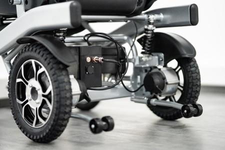 Elektryczny wózek inwalidzki Holding Hands A2+GPS (12)