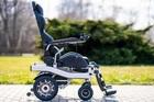 Elektryczny wózek inwalidzki Holding Hands A2+GPS (9)