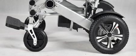 Elektryczny wózek inwalidzki Holding Hands B2+GPS (6)