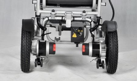 Elektryczny wózek inwalidzki Holding Hands B2+GPS (9)