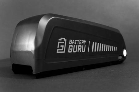 Bateria Li-ion do roweru elektrycznego 14,5Ah 48V BG701+Ł.2A (9)