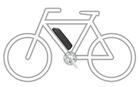 Bateria Li-ion do roweru elektrycznego 14,5Ah 48V BG701+Ł.4A (8)