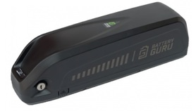 Bateria Li-ion do roweru elektrycznego 13Ah 48V