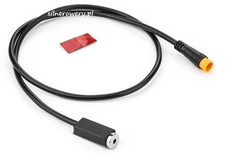 Czujnik magnetyczny hamulców hydraulicznych do rowerów elektrycznych (2)