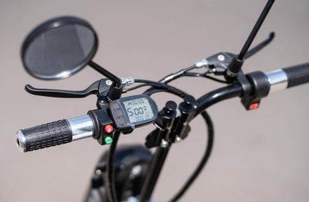 Przystawka elektryczna do wózka inwalidzkiego Techlife W3+GPS (6)