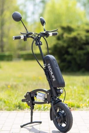 Przystawka elektryczna do wózka inwalidzkiego Techlife W3+GPS (12)