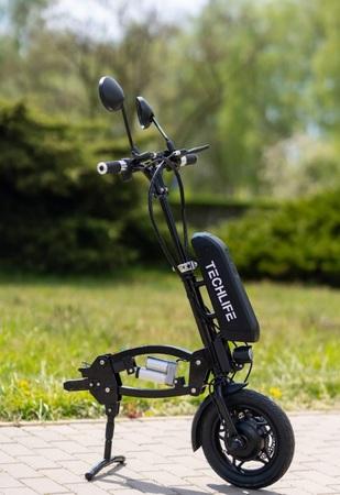 Przystawka elektryczna do wózka inwalidzkiego Techlife W3+GPS (2)