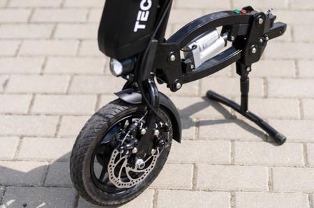 Przystawka elektryczna do wózka inwalidzkiego Techlife W3+GPS (13)