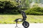 Przystawka elektryczna do wózka inwalidzkiego Techlife W3+GPS (1)