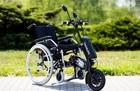 Przystawka elektryczna do wózka inwalidzkiego Techlife W3+GPS (7)