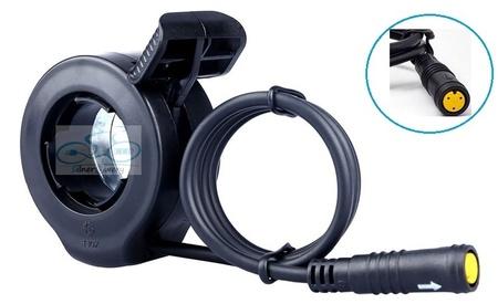 Manetka kciukowa gazu do rowerów elektrycznych Bafang (2)
