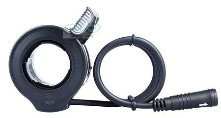 Manetka kciukowa gazu do rowerów elektrycznych Bafang (6)