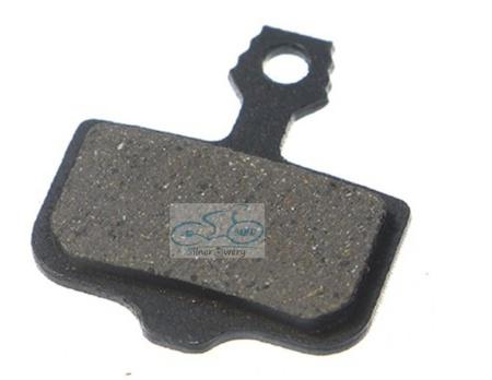 Klocki hamulcowe do hulajnogi elektrycznej Techlife X7 / X7S (3)